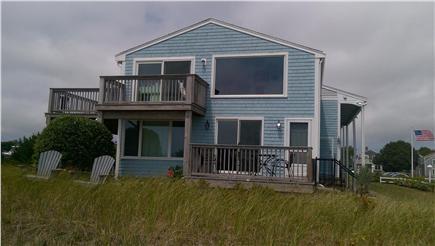 Chatham Cape Cod vacation rental - The best kind of yardwork, deck, beach, water