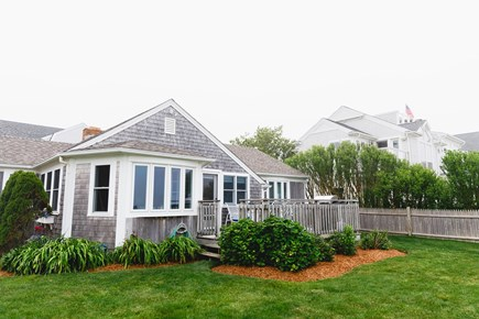 Popponesset Beach Cape Cod vacation rental - Front of the cottage