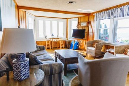 Popponesset Beach Cape Cod vacation rental - Living Room