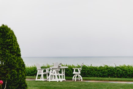 Popponesset Beach Cape Cod vacation rental - View of the ocean