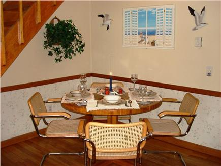 Chatham Cape Cod vacation rental - Dining Area with Additional Seating for 2 at the Breakfast Bar
