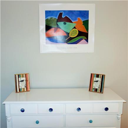 Wellfleet Cape Cod vacation rental - Master bedroom bureau