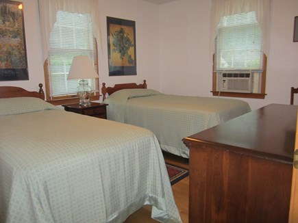 Eastham Cape Cod vacation rental - Back (2nd) bedroom, 1st floor
