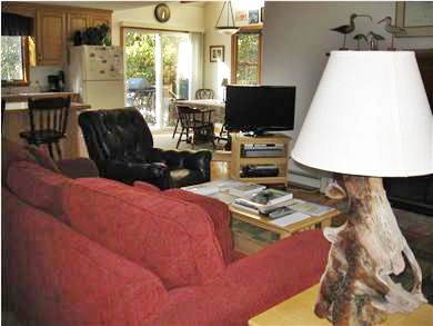 Eastham Cape Cod vacation rental - Open 1st floor / family gathering area