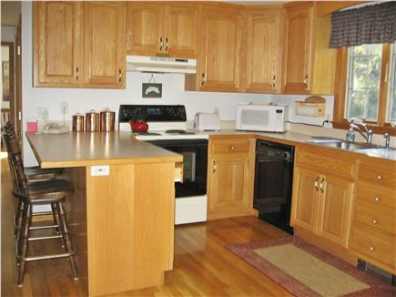 Eastham Cape Cod vacation rental - Kitchen (fully equipped)