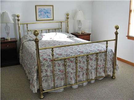 Eastham Cape Cod vacation rental - Master bedroom (queen)