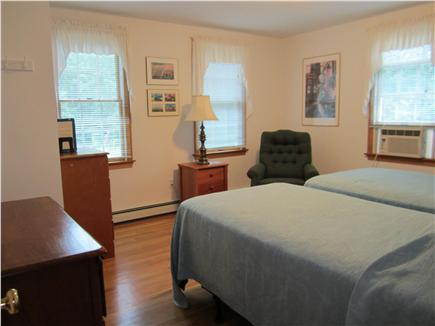 Eastham Cape Cod vacation rental - Large bedroom, 1st floor (king, or 2 twins)