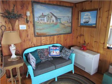 Brewster Cape Cod vacation rental - Sitting area