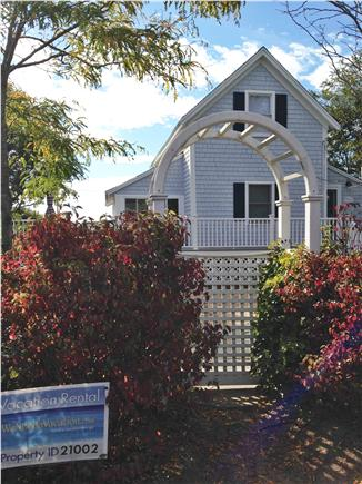 Eastham Cape Cod vacation rental - Landscaped Yard!