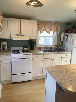 Eastham Cape Cod vacation rental - Kitchen - Stocked with cooking utensils