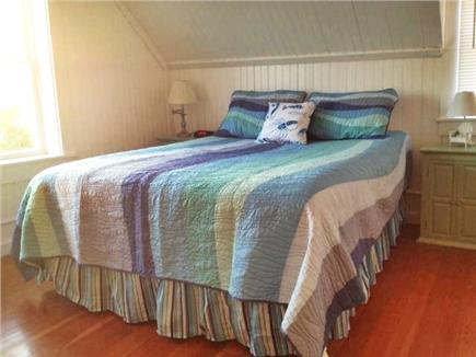 Eastham Cape Cod vacation rental - Second floor master bedroom with view of bay