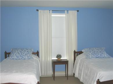 Chatham Cape Cod vacation rental - Twin beds on the second floor