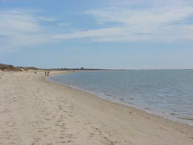 Chatham Cape Cod vacation rental - Beautiful Harding's Beach is just over a mile away