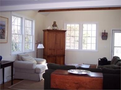 Chatham Cape Cod vacation rental - Living room:  comfortable spot for relaxing