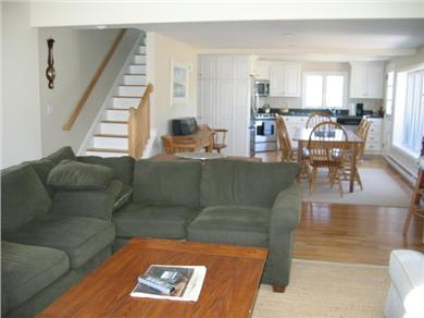 Chatham Cape Cod vacation rental - Living room (2)