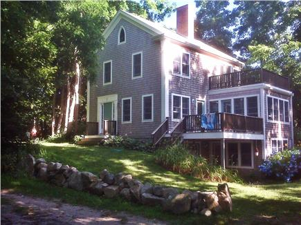 West Falmouth Cape Cod vacation rental - Falmouth Vacation Rental ID 21040
