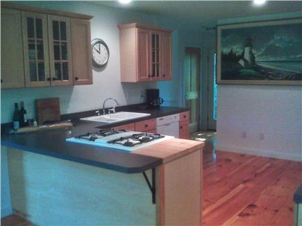 West Falmouth Cape Cod vacation rental - Full Kitchen with dishwasher, gas stove, dishware for 12