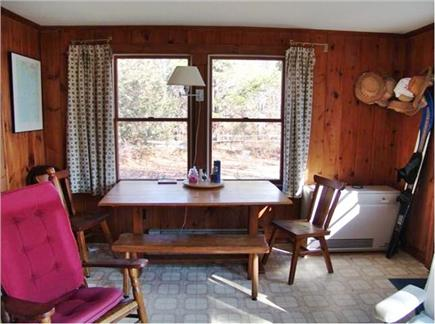 Cataumet, Bourne Cataumet vacation rental - Bright and open Living Room w/ dining table