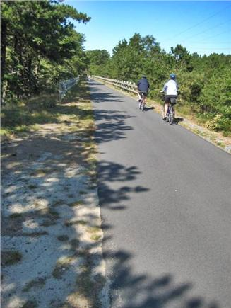 Orleans Cape Cod vacation rental - Hop on the 26-mile, paved Cape Cod Rail Trail, a few minutes away