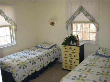 Orleans Cape Cod vacation rental - Sunny and freshly appointed bedroom with 2 twins.