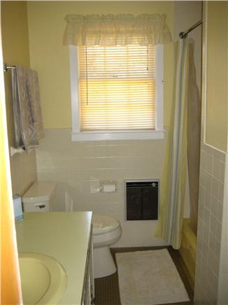 Orleans Cape Cod vacation rental - One of two bathrooms; this one located near bedrooms.