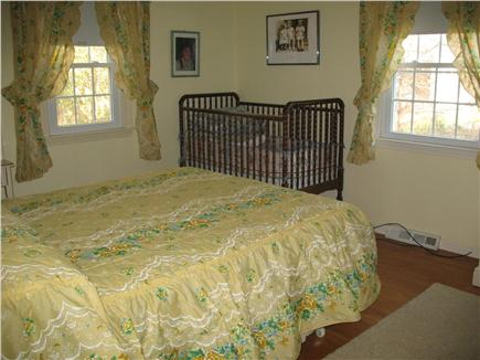 Yarmouth Cape Cod vacation rental - Master Bedroom with Crib