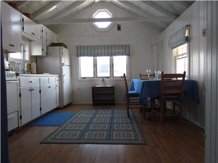 Dennisport Cape Cod vacation rental - Eat-in kitchen