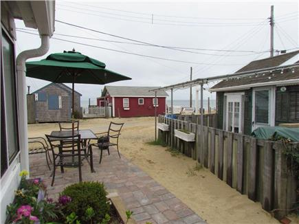 Dennisport Cape Cod vacation rental - View from deck