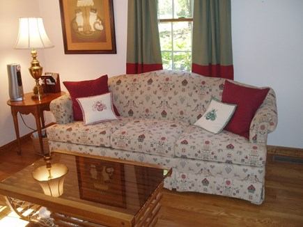 Harwich Cape Cod vacation rental - On the first floor is a den room