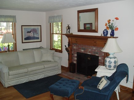 Harwich Cape Cod vacation rental - Great Room Concept on the first floor - living area