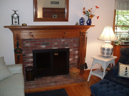 Harwich Cape Cod vacation rental - Cozy living room