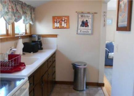 Dennis Village Cape Cod vacation rental - Kitchen