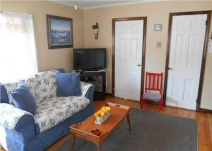 Dennis Village Cape Cod vacation rental - Living Room