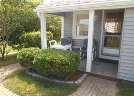 Dennis Village Cape Cod vacation rental - Porch