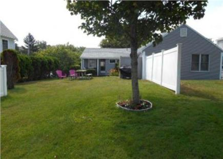 Dennis Village Cape Cod vacation rental - Back Yard
