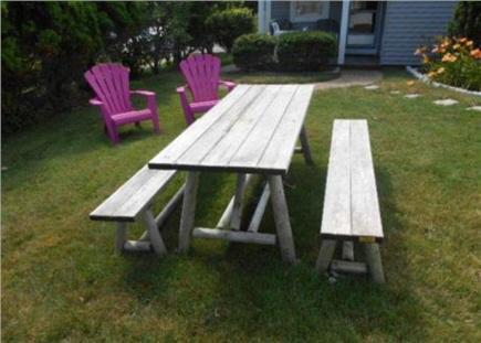 Dennis Village Cape Cod vacation rental - Back Yard 2