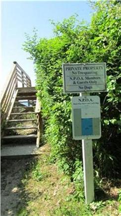 Dennis Village Cape Cod vacation rental - Association Beach Access