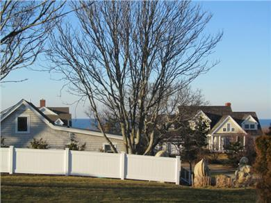 Dennis Village Cape Cod vacation rental - Water view from back yard