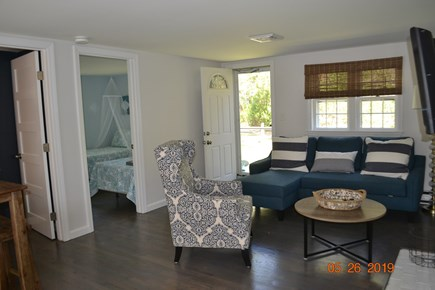 West Dennis Cape Cod vacation rental - New Furniture throughout.