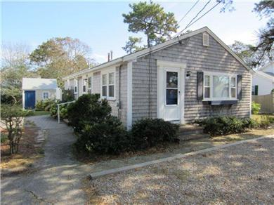 Dennisport Cape Cod vacation rental - Street View of House