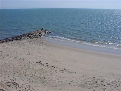 Dennisport Cape Cod vacation rental - Beach on Nantucket Sound