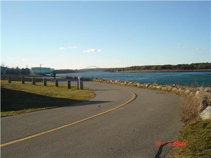 Sandwich Cape Cod vacation rental - Seven mile walk/bike trail ,fishing,marina,picnics, cc canal
