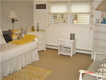 Sandwich Cape Cod vacation rental - Cottage style guest room with twin, 2 windows,fan