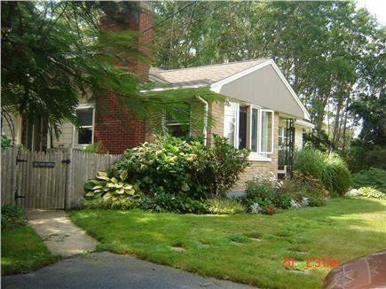 Sandwich Cape Cod vacation rental - Gardens and YOUR private upper driveway parking