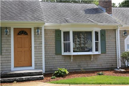 West Yarmouth Cape Cod vacation rental - New siding and shatters done this year
