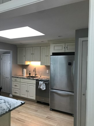 Cotuit Cotuit vacation rental - Brand new kitchen with island and three  stools