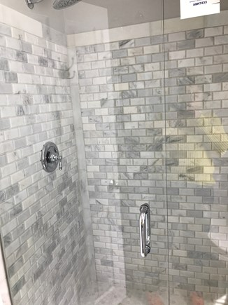 Cotuit Cotuit vacation rental - master bath shower