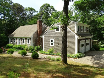 Orleans Cape Cod vacation rental - Front view from the road