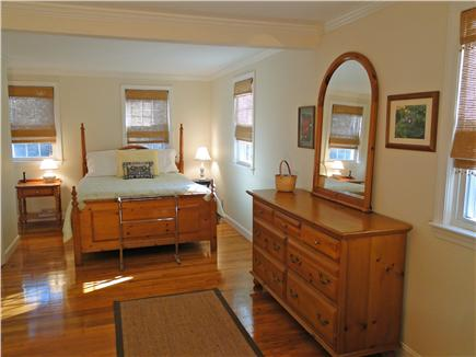 Orleans Cape Cod vacation rental - Spacious first floor master bedroom