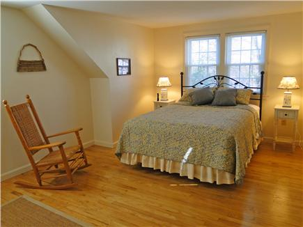 Orleans Cape Cod vacation rental - Upstairs bedroom with queen size bed